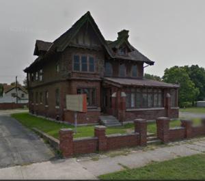Old St. Paul's Catholic Rectory, 913 S. Adams Street